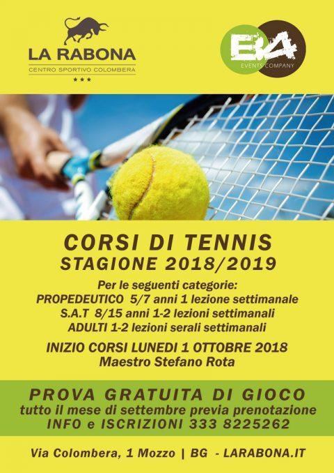 CORSI_TENNIS 2018-2019